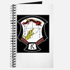 Kenpo Karate Crest Journal