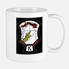 Kenpo Karate Crest Mugs