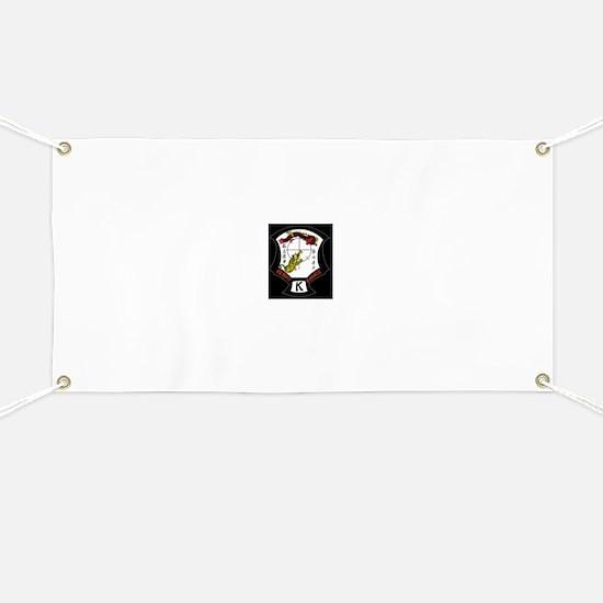 Kenpo Karate Crest Banner