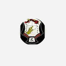 Kenpo Karate Crest Mini Button
