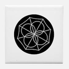 Kenpo Karate Universal Tile Coaster