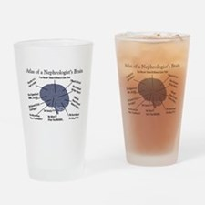 Nephrologist Humor Drinking Glass