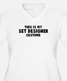 Set Designer costume T-Shirt