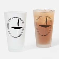UU Drinking Glass