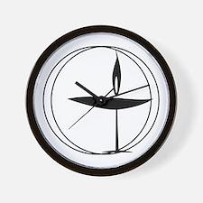 UU Wall Clock