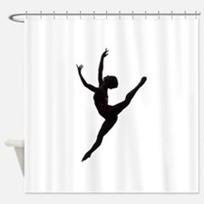 Ballet Dance Shower Curtain