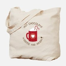 Warms The Heart Tote Bag