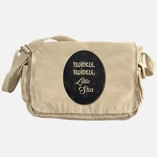 TWINKLE, TWINKLE... Messenger Bag