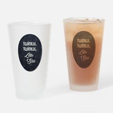 TWINKLE, TWINKLE... Drinking Glass