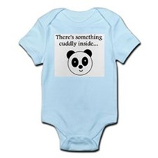 Cute Buddha belly Infant Bodysuit
