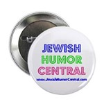 """Jewish Humor Central 2.25"""" Button (10 Pack)"""