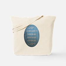 MAY ANGELS GUARD Tote Bag