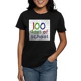 100th day of school Women's Dark T-Shirt