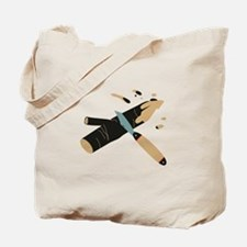Whittle Knife Tote Bag