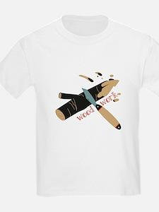 Wood Work T-Shirt