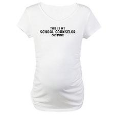 School Counselor costume Shirt