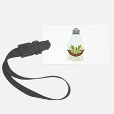 Sustainable Luggage Tag