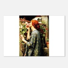The Soul of the Rose Postcards (Package of 8)