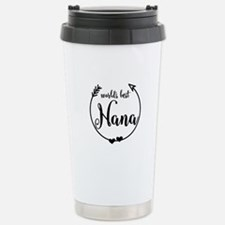 World's Best Nana Travel Mug