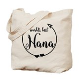 Nana Regular Canvas Tote Bag