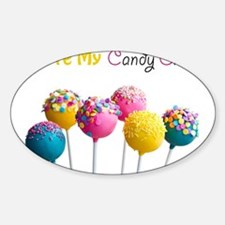 Candy Crush Decal