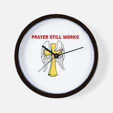 Cute Divine intervention Wall Clock