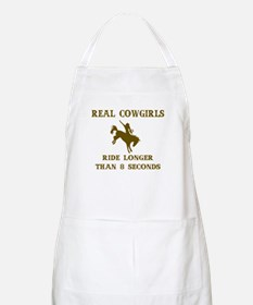Real Cowgirls BBQ Apron