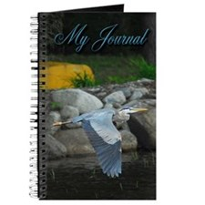 Great Blue Heron Journal
