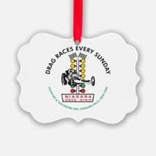 Niagara Drag Strip Ornament