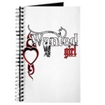 Wanted Girl Journal