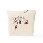 Wanted Girl Tote Bag