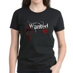 Wanted Girl Women's Dark T-Shirt
