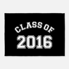 Class Of 2016 5'x7'Area Rug