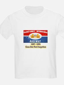Orange County International Raceway T-Shirt