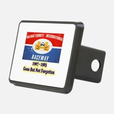 Orange County International Raceway Hitch Cover