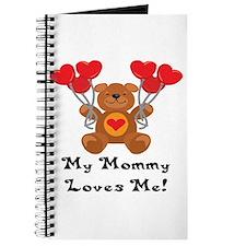 My Mommy Loves Me! Journal