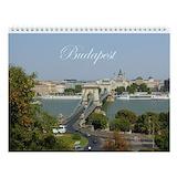 Budapest Calendars