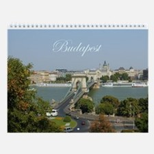 Budapest Wall Calendar, Vol. 3