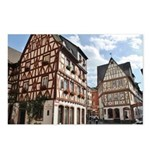 Mainz, Germany Postcards (package Of 8)