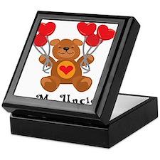 My Uncle Loves Me! Keepsake Box