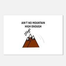 Ain't No Mountain High En Postcards (Package of 8)