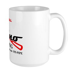 Mike Delfino Large Mug