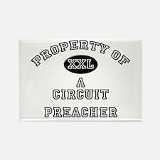 Property of a Circuit Preacher Rectangle Magnet