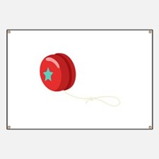 Yo-Yo Toy Banner