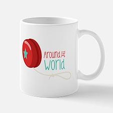 Around The World Mugs