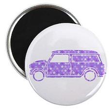 Funny Mini van Magnet