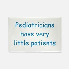 Pediatrician Rectangle Magnet (10 pack)