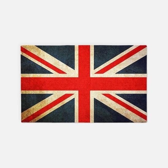 Cute British Area Rug