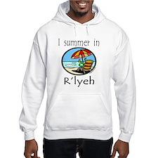 I summer in R'lyeh, cthulhu Hoodie