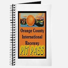 Orange County International Raceway Pit Pass Journ